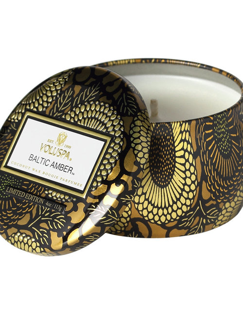 Japonica Limited Edition Candle - Baltic Amber