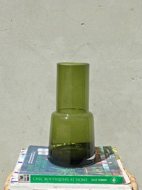 אגרטל ירוק 9*28