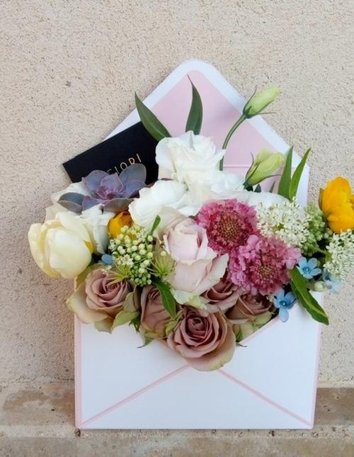 מעטפת פרחים