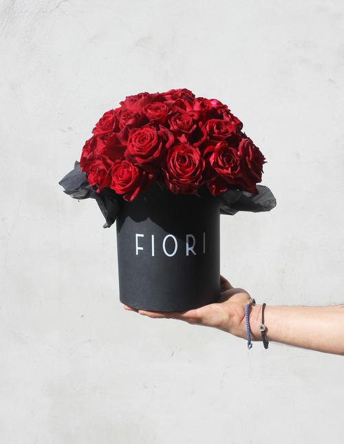 קופסת ורדים