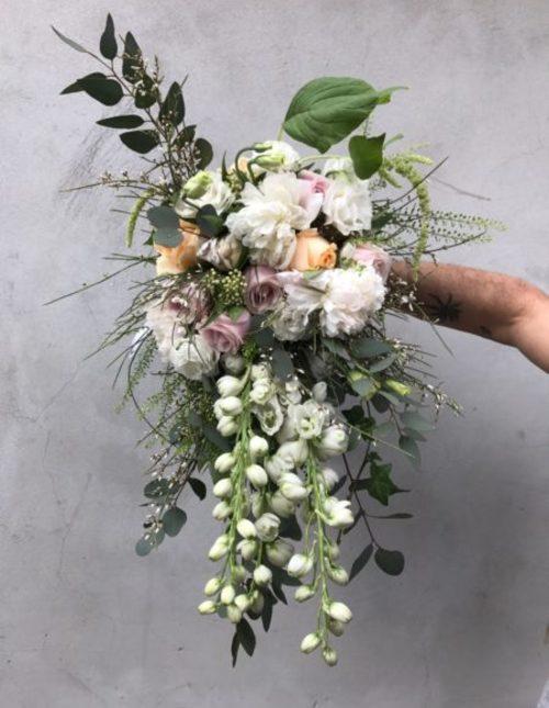 Fiori bridal bouquet