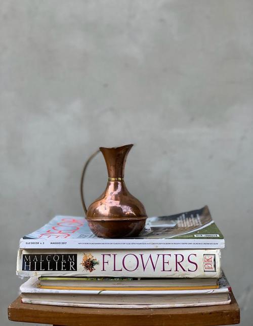 כד פרחים מרוקאי