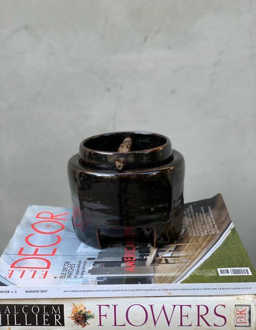 כלי ראקו יפני