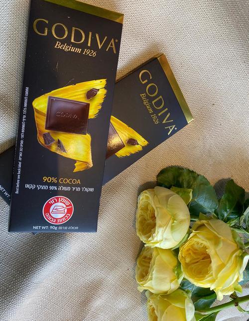 גודייבה שוקולד מריר 90%