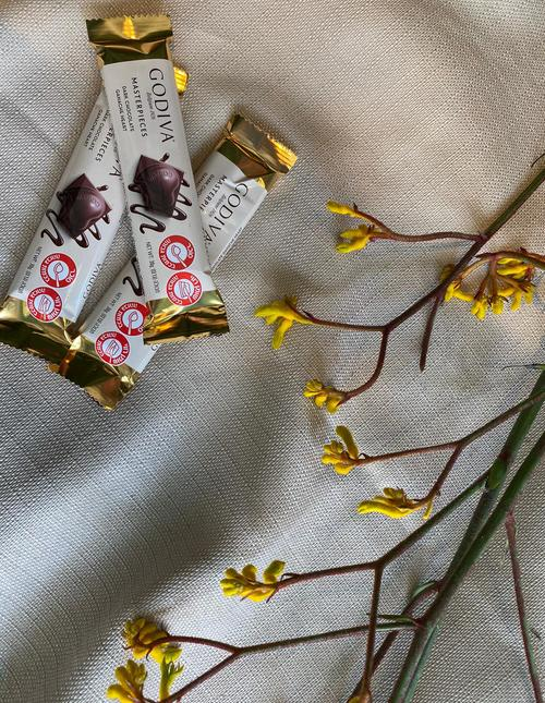 גודייבה שוקולד אישי מעולה במילוי קרם גאנש